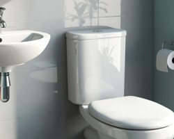 morecambe plumber small bathroom